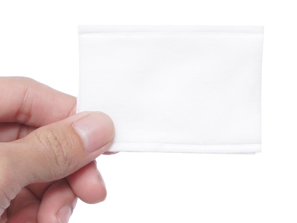 Bông trang điểm Puffme 5 trong 1 dạng tách lớp 80 miếng 4