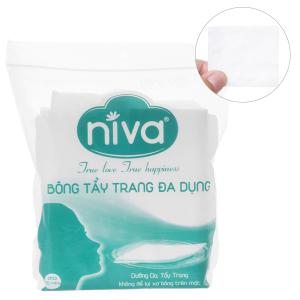Bông tẩy trang đa dụng Niva 100 miếng
