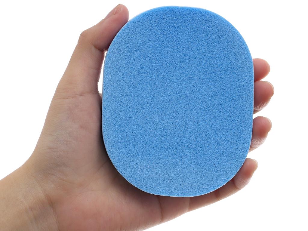 Mút rửa mặt bọt biển siêu mềm Cotoneve 1 miếng/gói 5