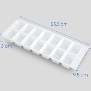 Khay đá nhựa 14 viên DMX KD002