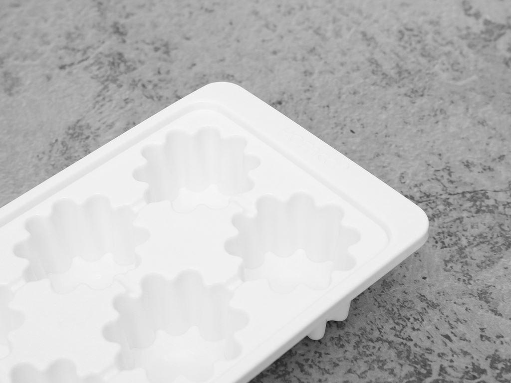 Khay đá nhựa 10 viên Hofaco HPL21 3