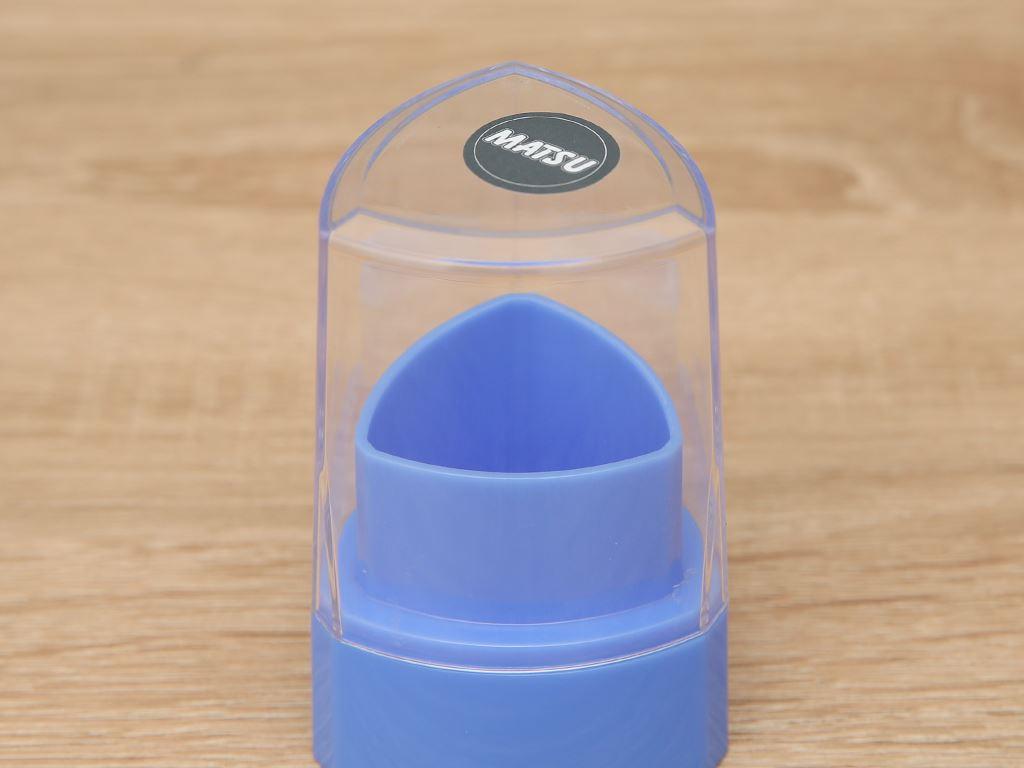 Hũ đựng tăm nhựa Duy Tân 8.5cm 2