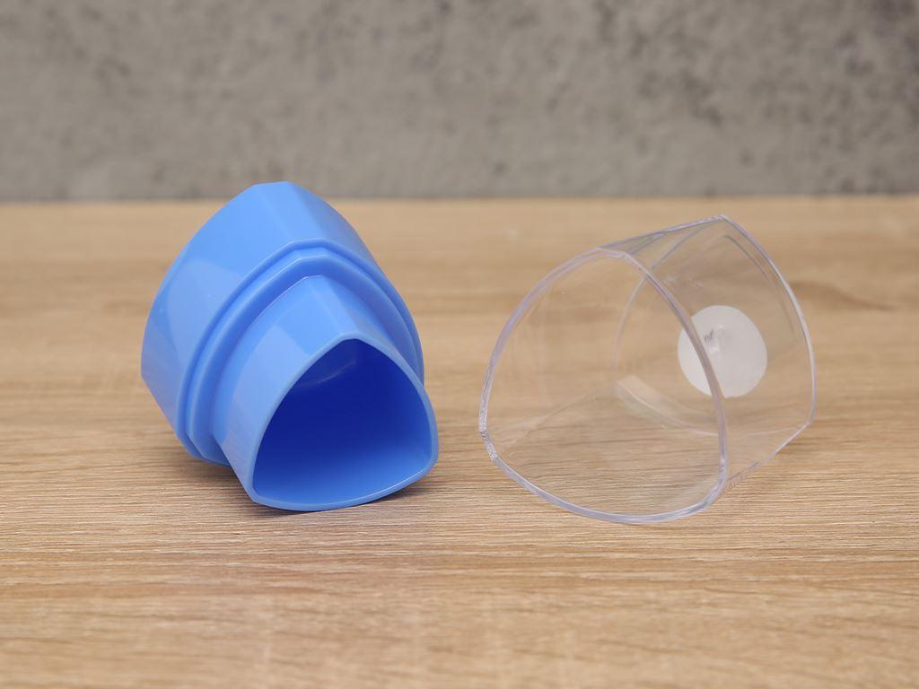 Hũ đựng tăm nhựa Duy Tân 8.5cm 3