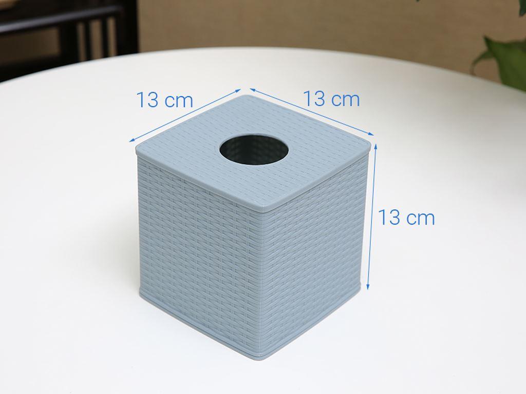 Hộp đựng giấy nhựa Bách hoá XANH TN-901181 2