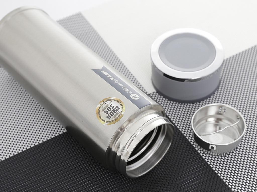 Bình giữ nhiệt 480ml Điện máy XANH BG007 (Giao màu ngẫu nhiên) 4
