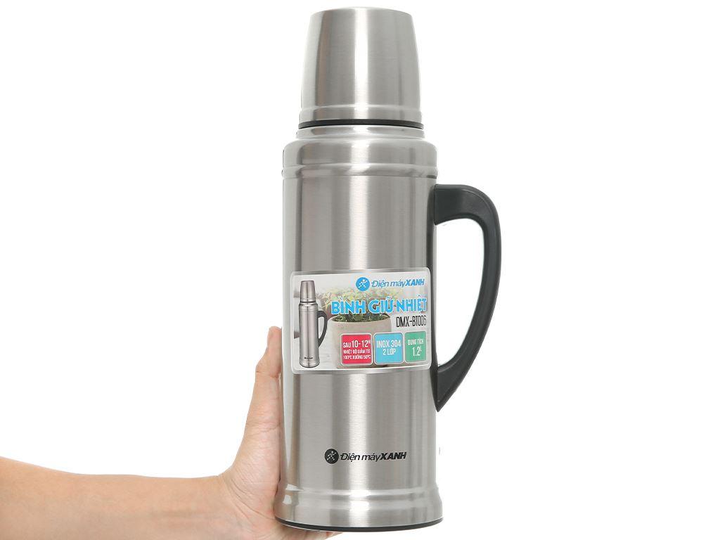 Bình giữ nhiệt 1.2 lít Điện máy XANH BT006 9