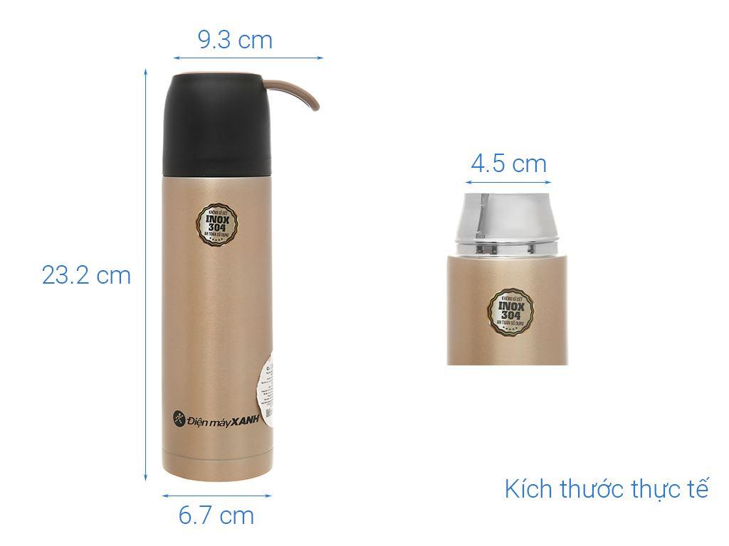 Bình giữ nhiệt 500ml Điện máy XANH YNQE-3011 8