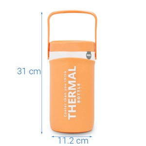 Bình giữ nhiệt nhựa 1.5 lít Duy Tân
