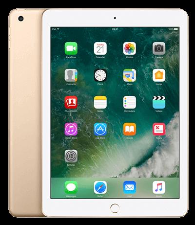 Máy tính bảng iPad Wifi Cellular 128GB (2017)