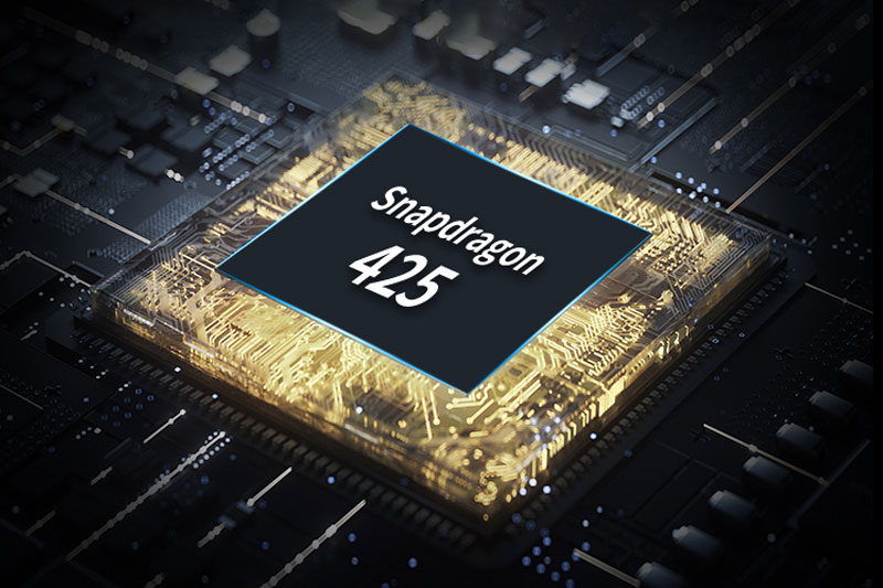 Huawei MediaPad T3 8.0   Trang bị chipset Snapdragon 425