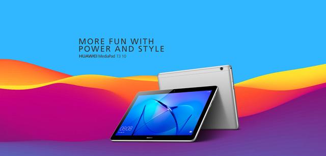 Huawei Mediapad T3 10 - រចនាបទស្អាត