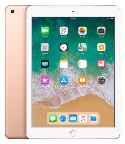 Máy tính bảng iPad Wifi 128 GB (2018)