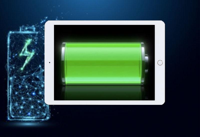 Dung lượng pin trên Máy tính bảng iPad Wifi Cellular 32GB (2018)