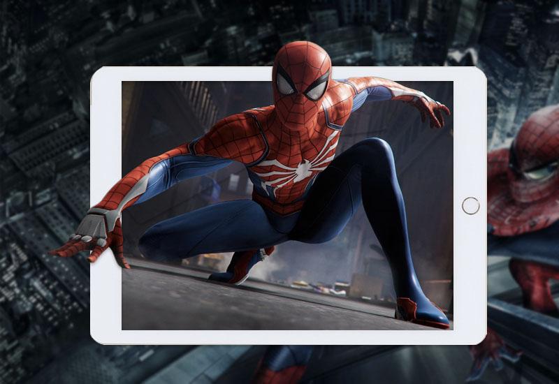 Màn hình sắc nét trên Máy tính bảng iPad Wifi Cellular 32GB (2018)