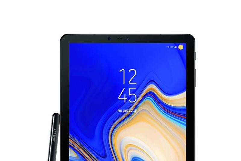 Máy tính bảng Samsung Galaxy Tab S4 10.5 inch S-Pen - Camera chụp ảnh chất lượng cao   DienmayXANH