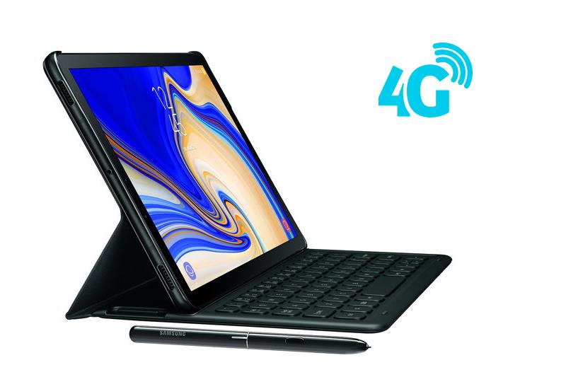 Máy tính bảng Samsung Galaxy Tab S4 10.5 inch S-Pen - Hỗ trợ kết nối 3G/4G | Thegioididong