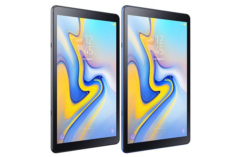 Máy tính bảng Samsung Galaxy Tab A 10.5 inch - Thiết kế đơn giản | DienmayXANH