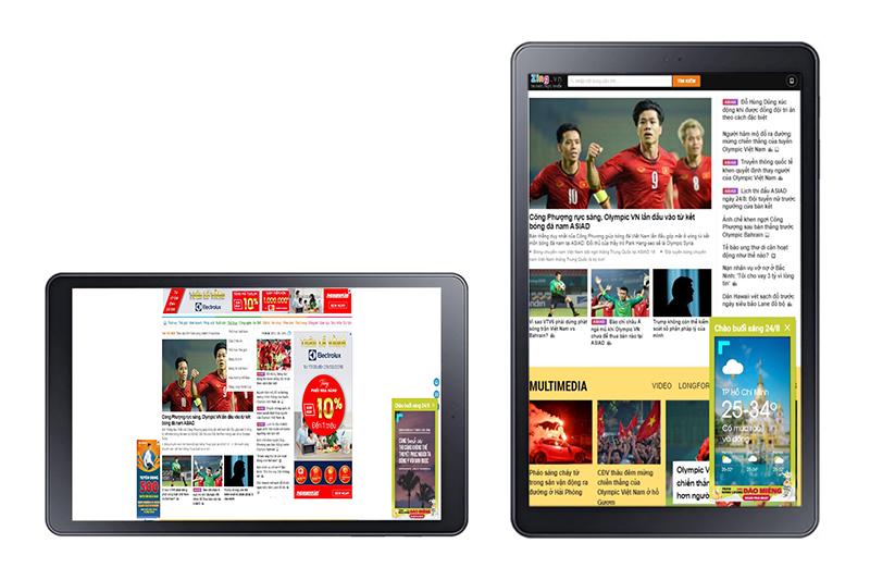 Samsung Galaxy Tab A 10.5 inch - Cấu hình đủ dùng | Thegioididong