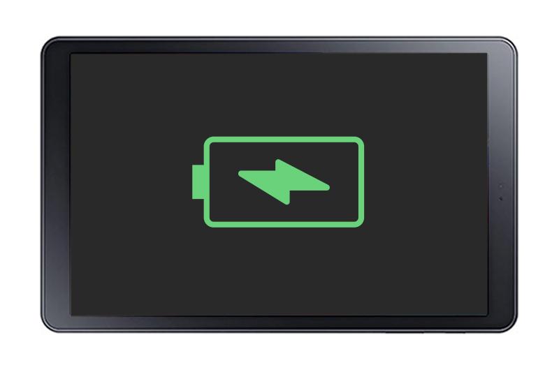 Samsung Galaxy Tab A 10.5 inch - Dung lượng pin lớn | Thegioididong