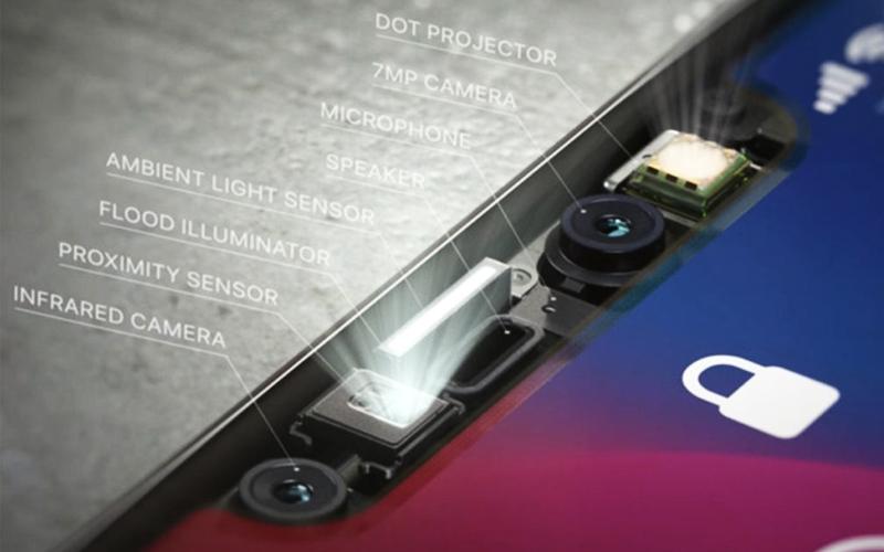 Công nghệ Face ID trên Máy tính bảng iPad Pro 11 inch 64GB Wifi (2018)