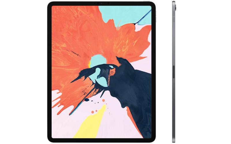 Thiết kế tinh tế trên Máy tính bảng iPad Pro 11 inch 64GB Wifi (2018)