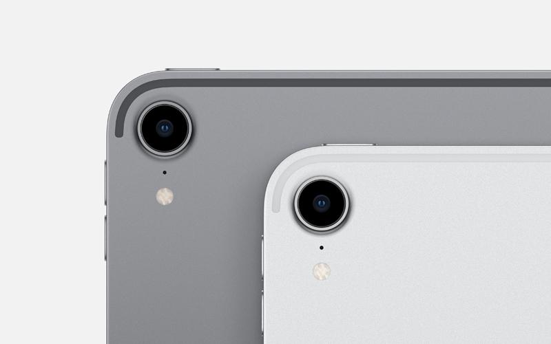 Camera sắc nét trên Máy tính bảng iPad Pro 11 inch 256GB Wifi (2018)