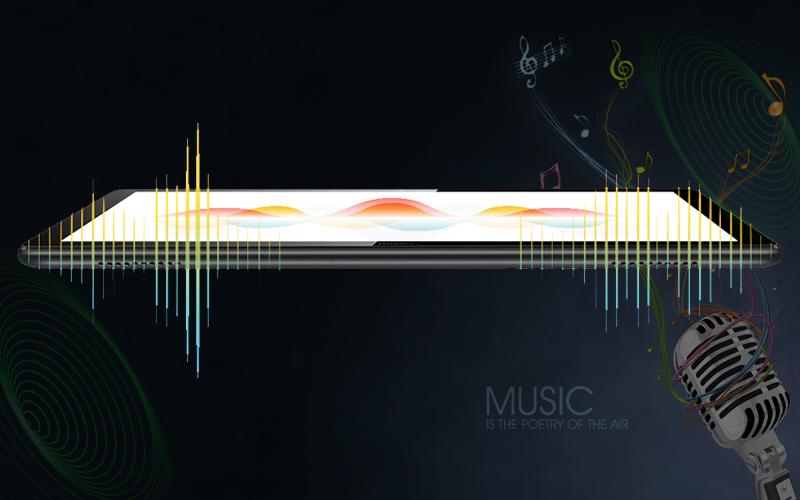Gải trí, thư giản cùng âm thanh trên Máy tính bảng Huawei Mediapad T5