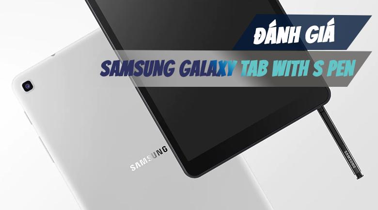 Samsung Galaxy Tab A 8.0 SPen (2019)