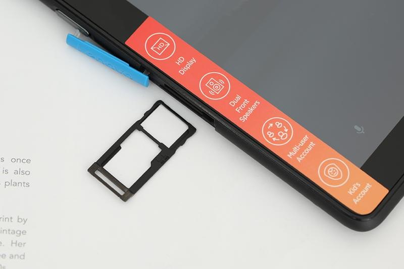 Công nghệ mạng 4G của máy tính bảng Lenovo Tab E10 TB-X104L Đen chính hãng