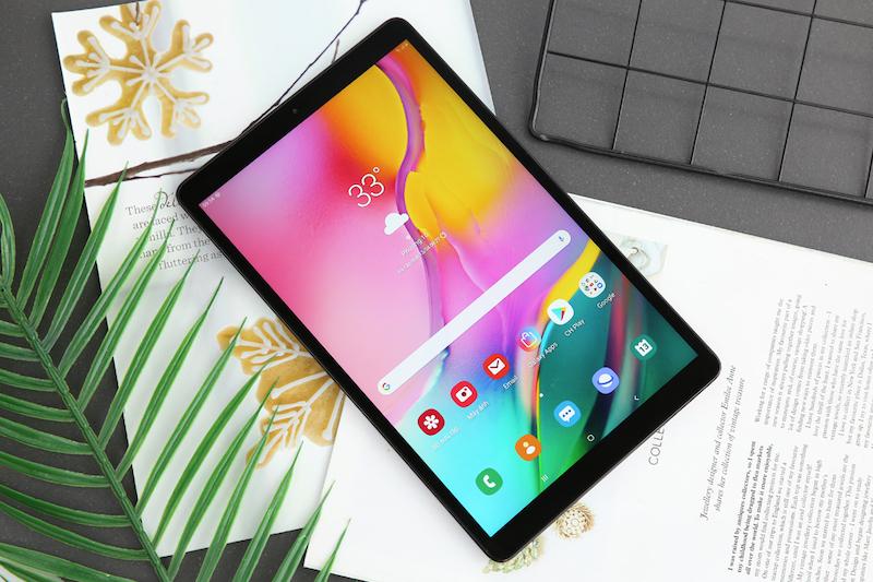 Máy tính bảng Samsung Galaxy Tab A 10.1 T515 (2019) | Màn hình