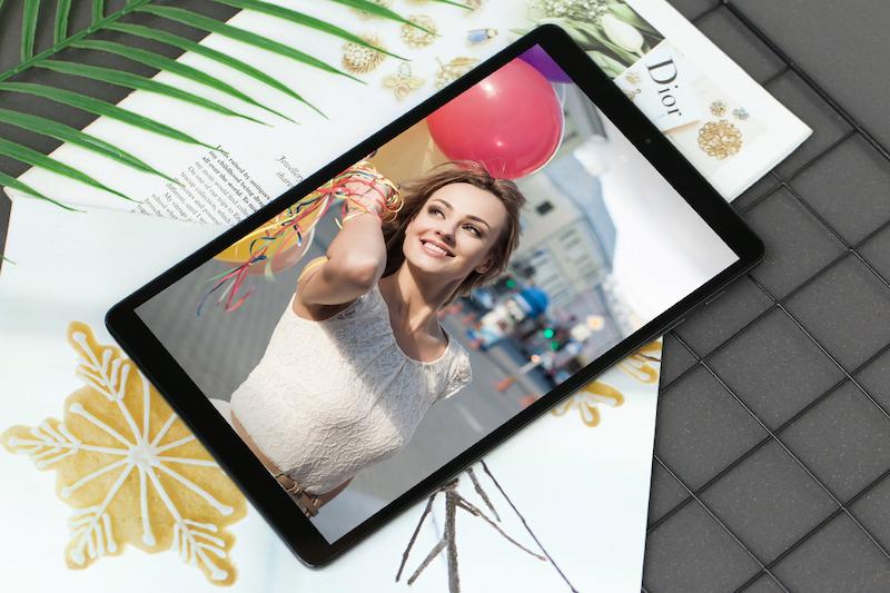 Máy tính bảng Samsung Galaxy Tab A 10.1 T515 (2019) | Hiển thị màn hình