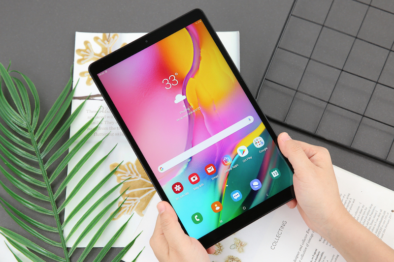 Máy tính bảng Samsung Galaxy Tab A 10.1 T515 (2019) | Trên tay và trải nghiệm