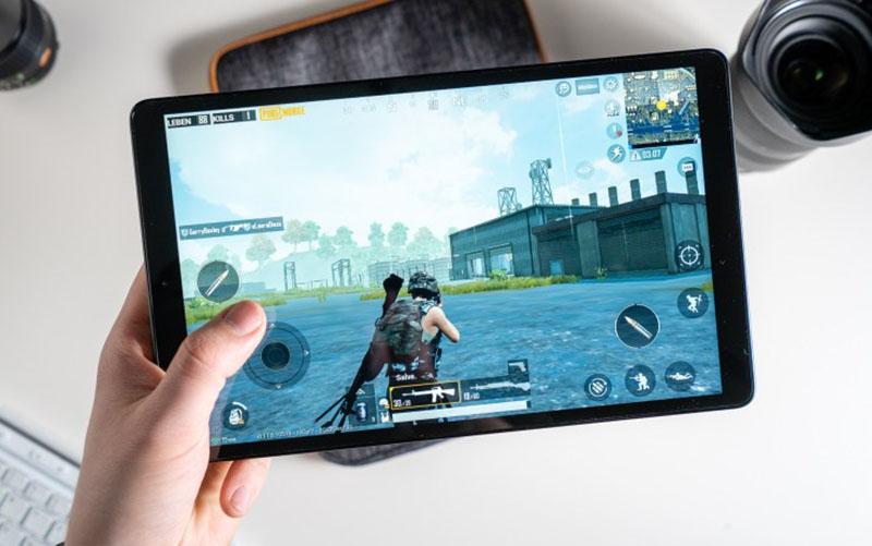 Máy tính bảng Samsung Galaxy Tab A 10.1 T515 (2019) | Trải nghiệm chơi game trên màn hình lớn
