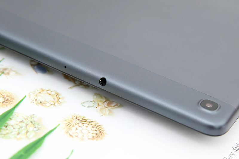 Máy tính bảng Samsung Galaxy Tab A 10.1 T515 (2019) | Tích hợp jack 3.5 mm