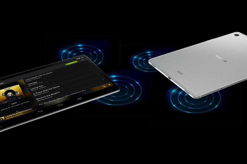 Samsung Galaxy Tab S5E T725 (2019) - Hệ thống âm thanh Dolby Atmos