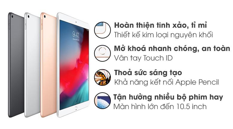 iPad Air 10.5 inch Wifi 64GB 2019