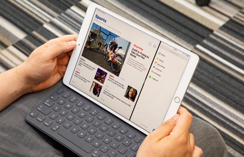 Thiết kế của máy tính bảng iPad Air 10.5 inch Wifi 2019 chính hãng