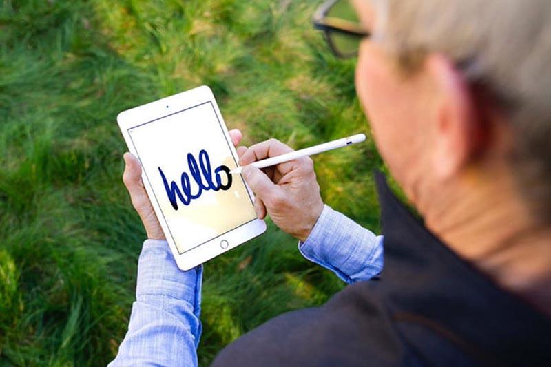 Thời lượng pin của máy tính bảng iPad Mini 7.9 inch Wifi 2019 chính hãng