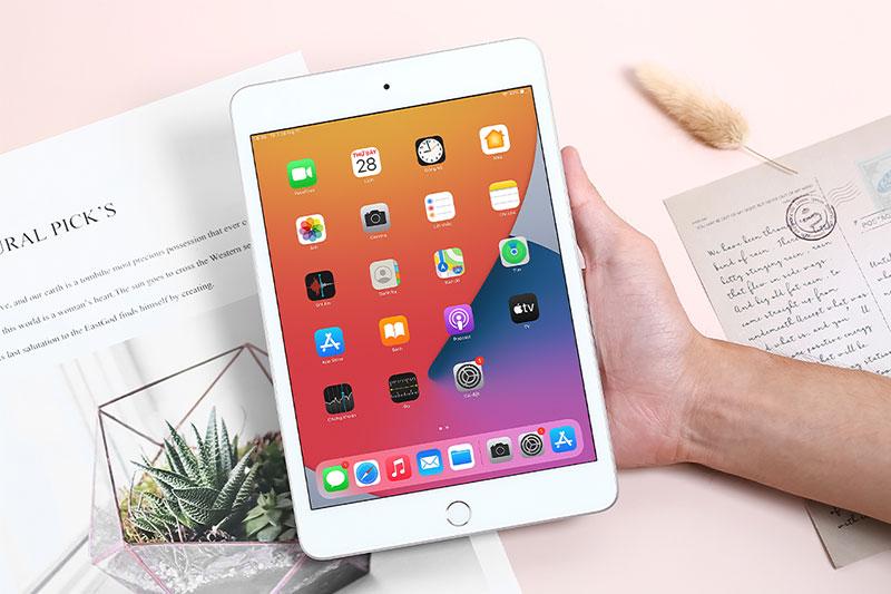 iPad mini 5 | Trọng lượng nhẹ, sử dụng thoải mái