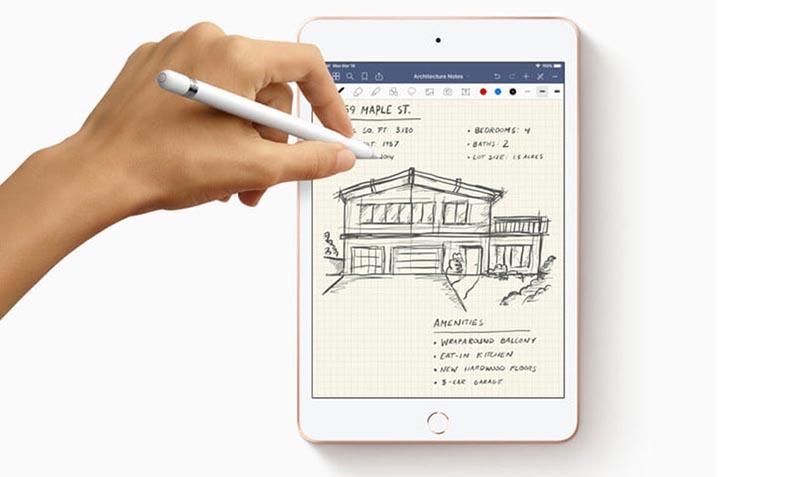 Cấu hình của điện thoại iPad Mini 7.9 inch Wifi Cellular 64GB (2019) chính hãng