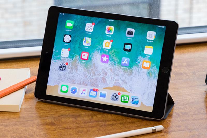 Màn hình của điện thoại iPad Mini 7.9 inch Wifi Cellular 64GB (2019) chính hãng
