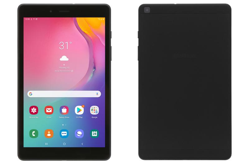 Máy tính bảng Samsung Galaxy Tab A8 8 inch T295 2019 | Tổng quan thiết kế