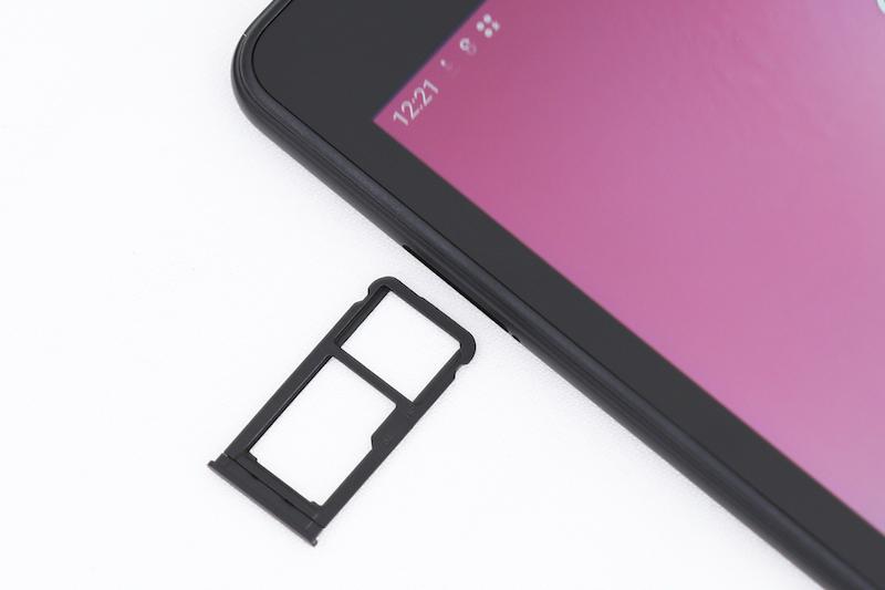 Máy tính bảng Samsung Galaxy Tab A8 8 inch T295 2019 | Khe sim và thẻ nhớ