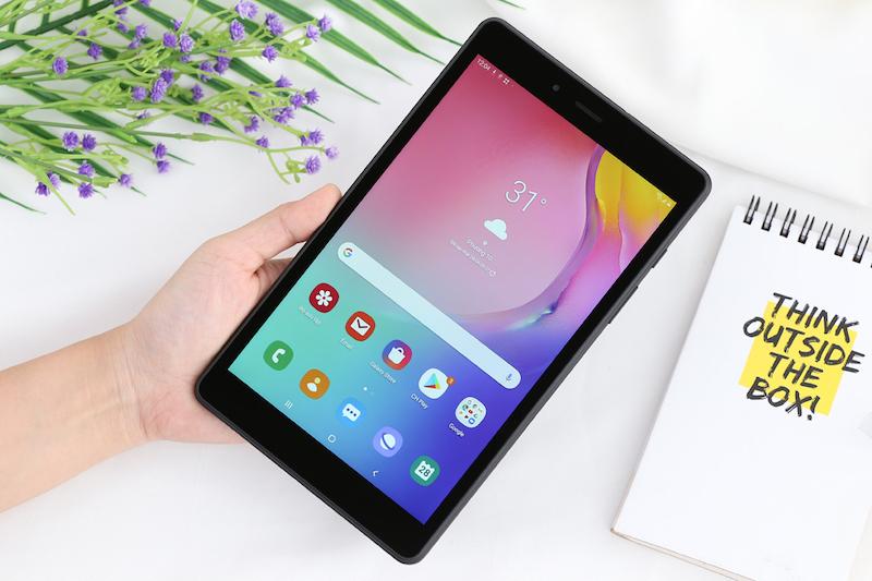 Máy tính bảng Samsung Galaxy Tab A8 8 inch T295 2019 | Trên tay và đánh giá
