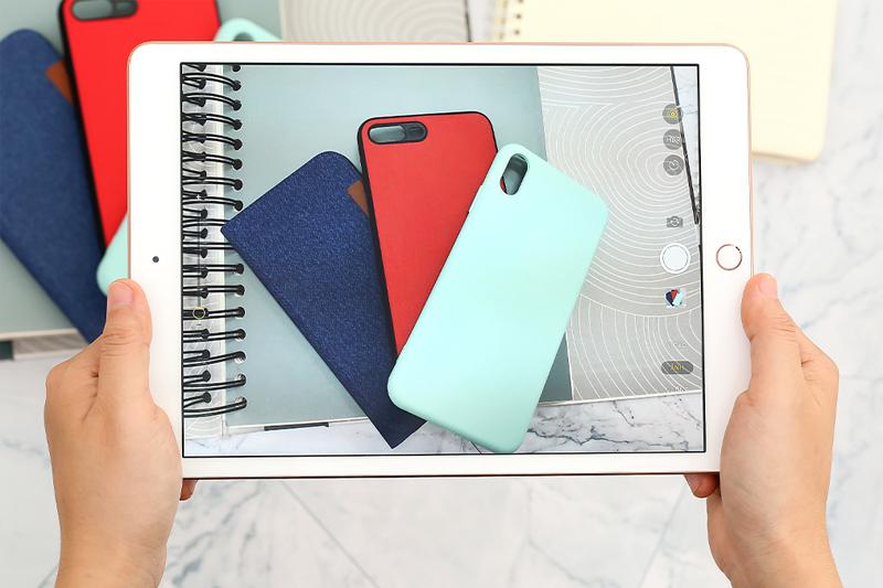 iPad 10.2 inch Wifi 32GB (2019) | Chế độ màu chụp trung thực, ít sai lệch về màu sắc