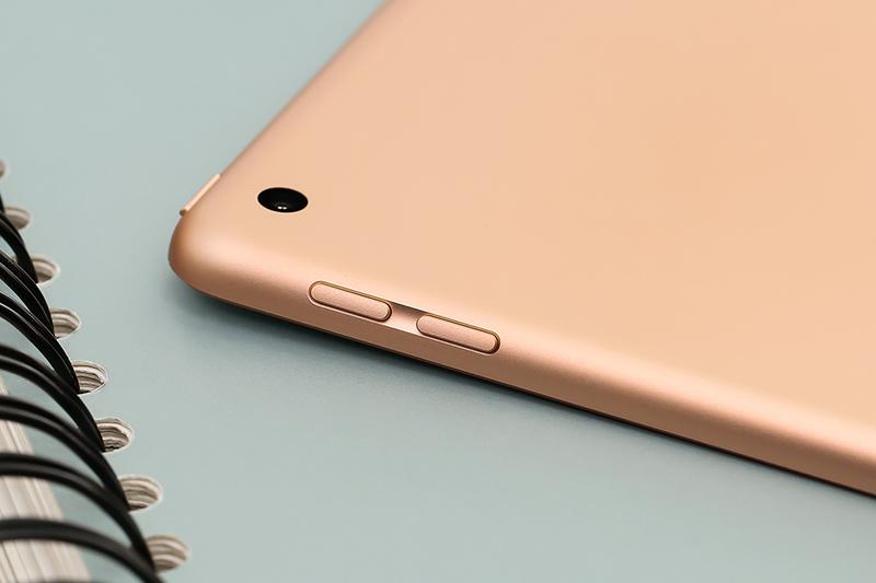 iPad 10.2 inch Wifi 32GB (2019) | Thiết kể một cách tỉ mỉ, cứng cáp
