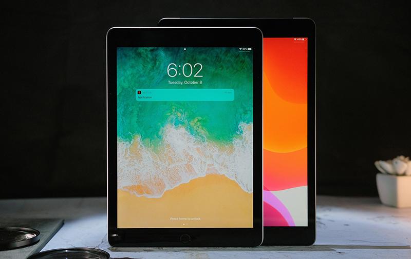 Điện thoại iPad 10.2 inch Wifi 32GB (2019) | Thiết kế kim loại sang trọng