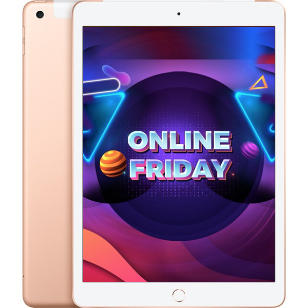 iPad 10.2 inch Wifi Cellular 32GB (2019)