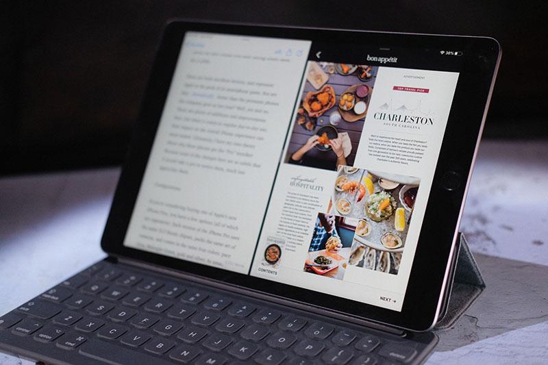Điện thoại iPad 10.2 inch Wifi Cellular 128GB (2019) | Màn hình giải trí sắc nét
