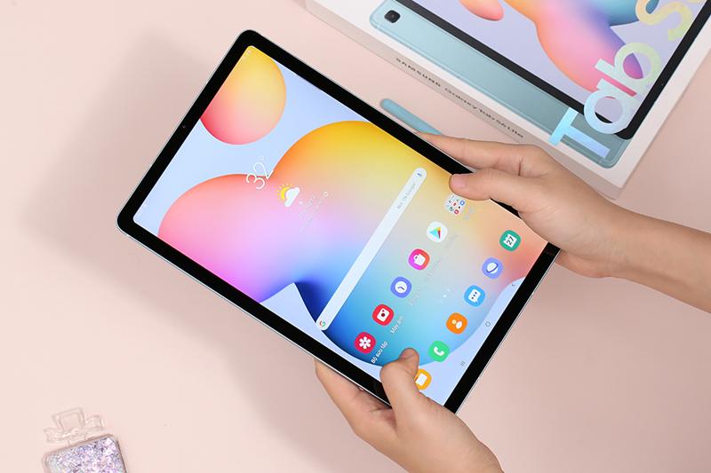 Galaxy Tab S6 Lite | Thiết kế đẹp mắt